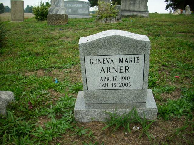 Geneva Marie Arner