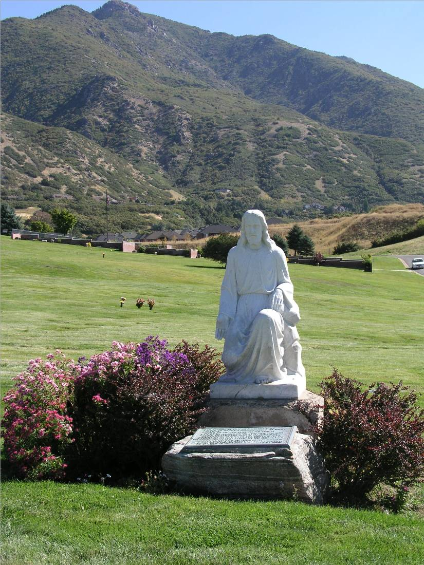 Lindquists Memorial Gardens of the Wasatch