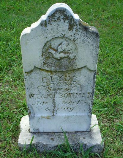Clyde Bowman