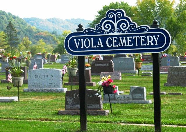 Viola Cemetery