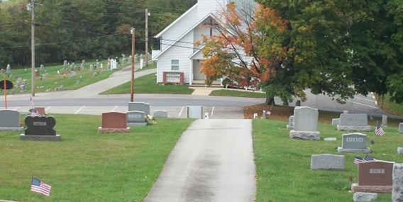 East Mahoning Cemetery