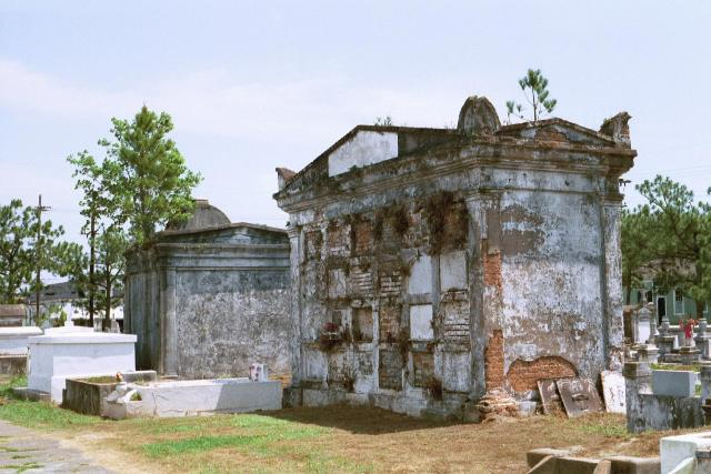 Valence Street Cemetery
