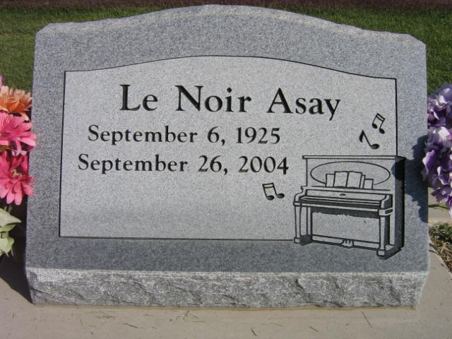 LeNoir Asay