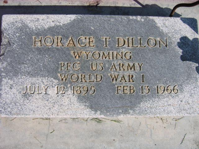 Horace Turner Dillon