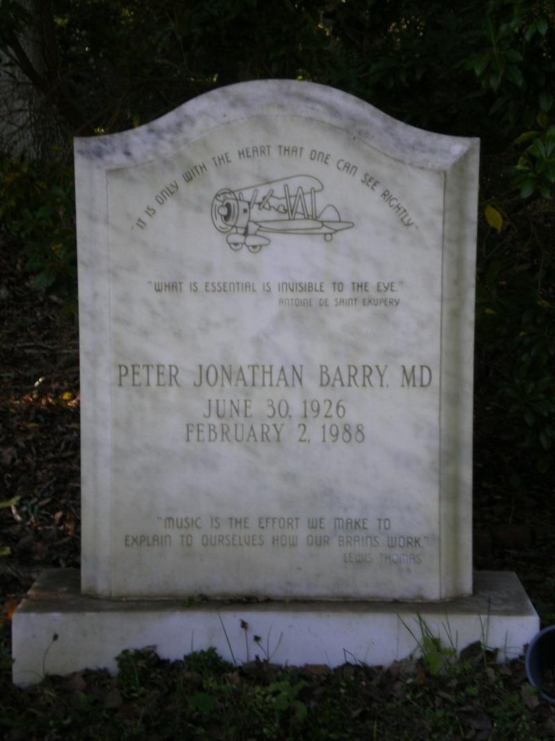 Peter Jonathan Barry