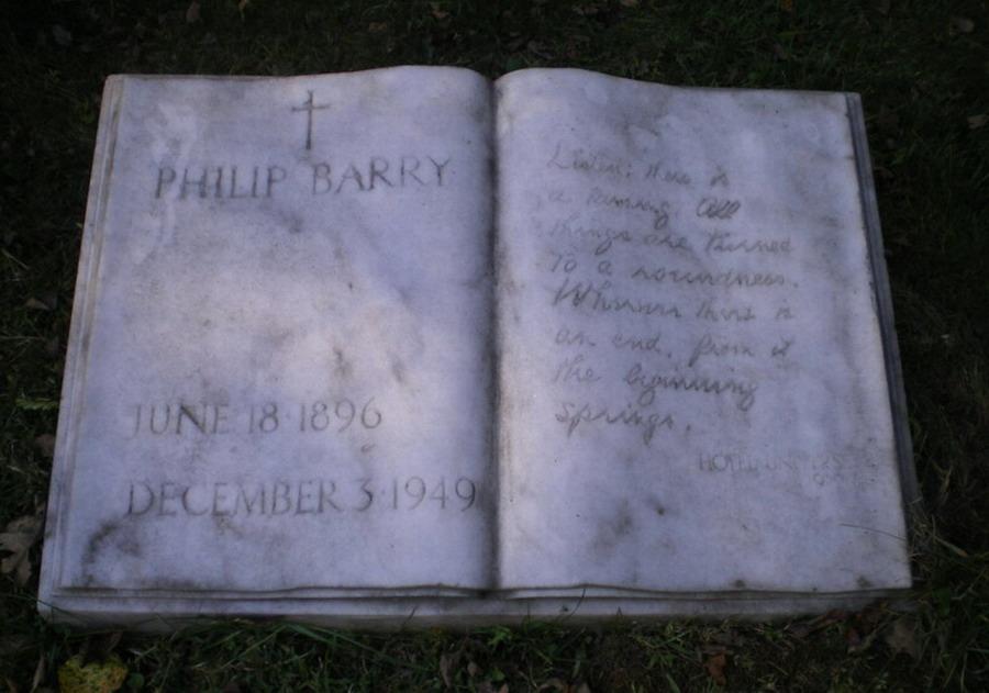 Philip Barry, Sr
