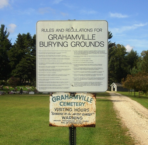 Grahamville  Cemetery