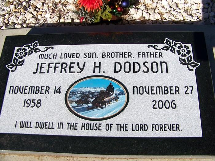 Jeffrey Henry Dodson
