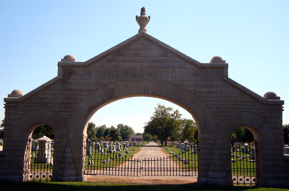 Garland Brook Cemetery