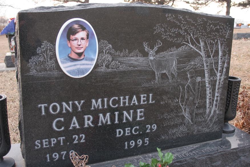Michael Carmine american actor