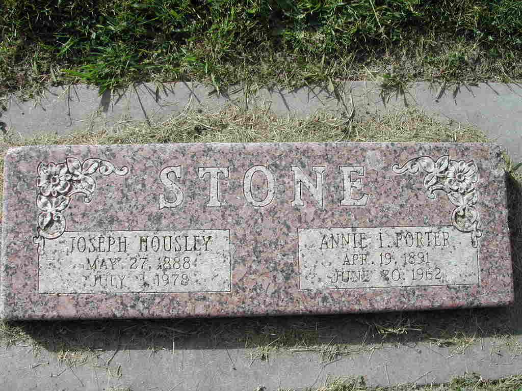 Joseph Housley Stone