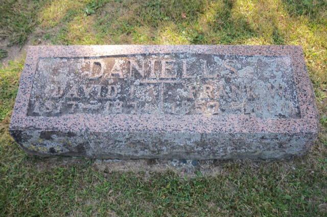 Frank W Daniells