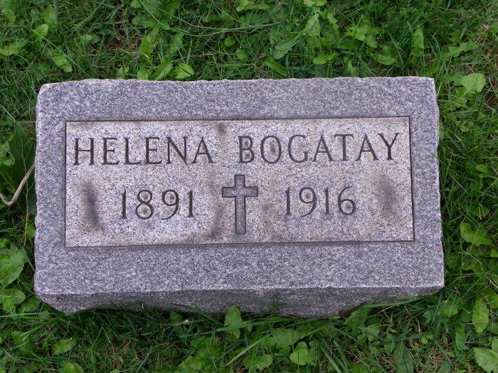 Helena Lena <i>Kavcic</i> Bogatay