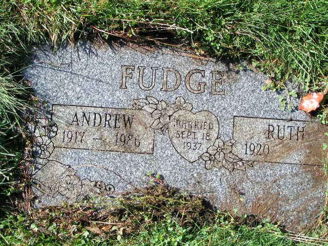 Andrew Andover Fudge, Jr