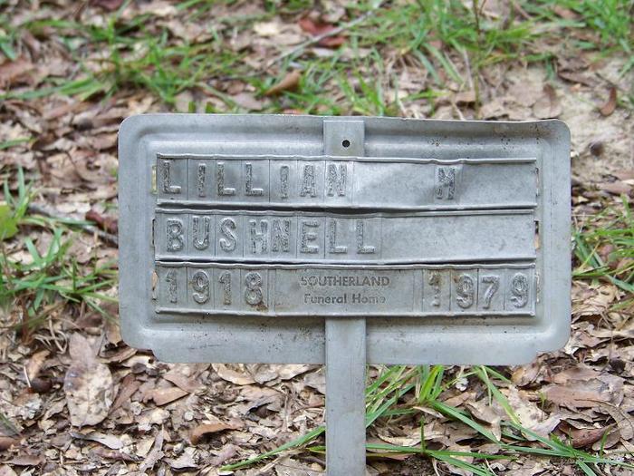 Lillian H Bushnell