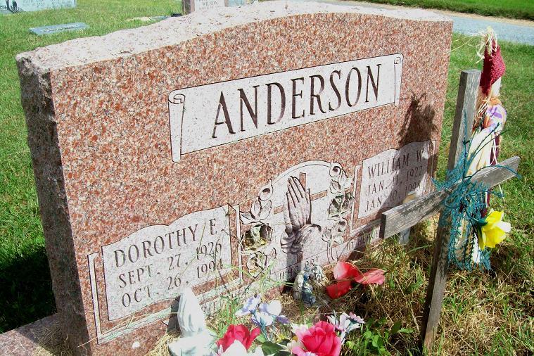 Dorothy E Anderson