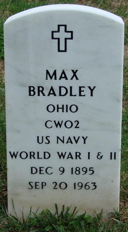 Max Bradley