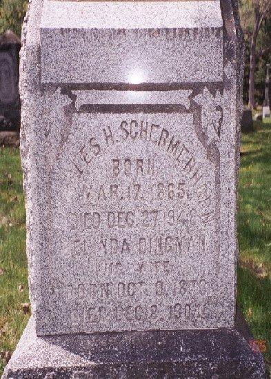 Charles H Schermerhorn