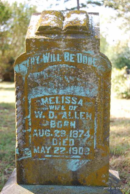 Celia Melissa <i>Gann</i> Allen