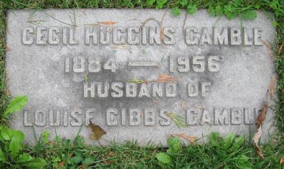 Cecil Huggins Gamble