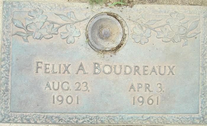 Felix A. Boudreaux