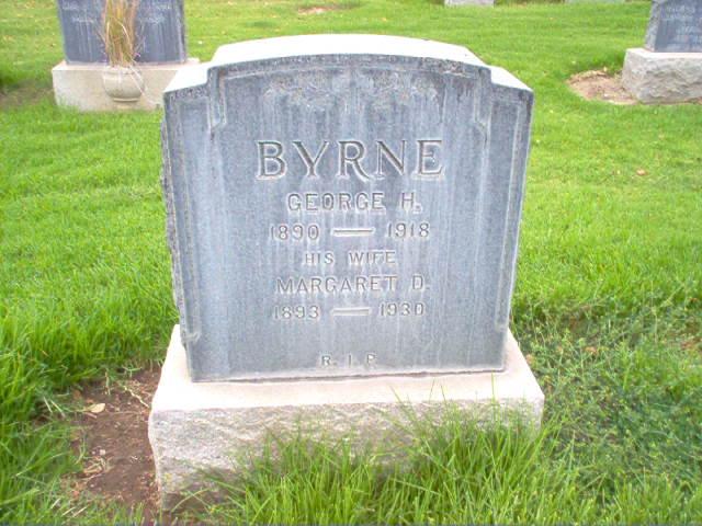Margaret E. <i>Dolan</i> Byrne