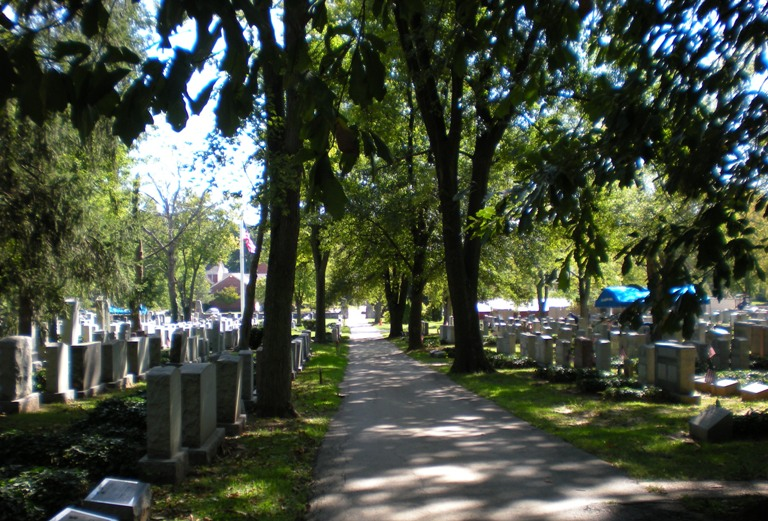 Beth Hamedrosh Hagodol Cemetery