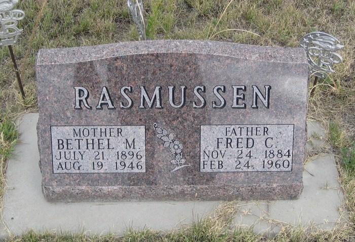 Bethel <i>Wilder</i> Rasmussen