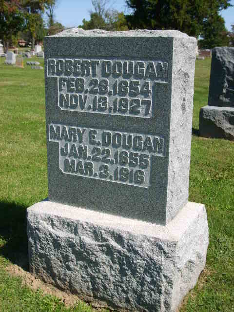 Mary E. <i>Orr</i> Dougan