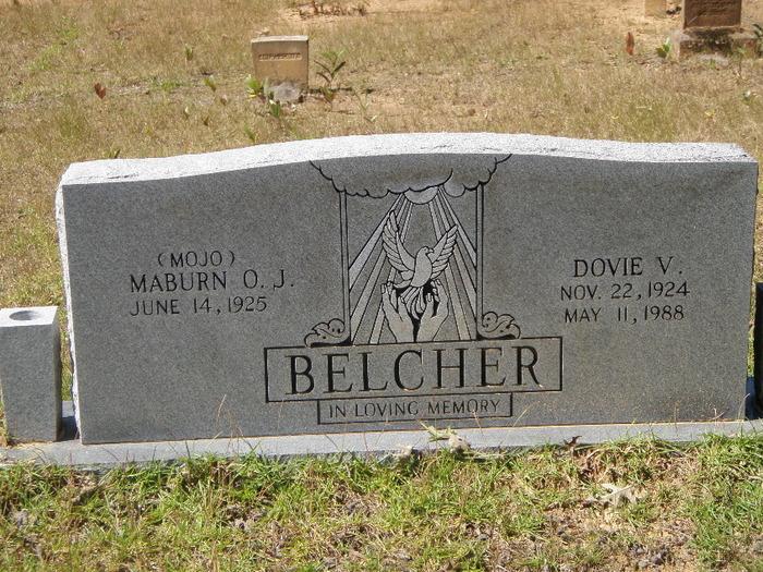 Maburn Otis Jackson Mojo Belcher