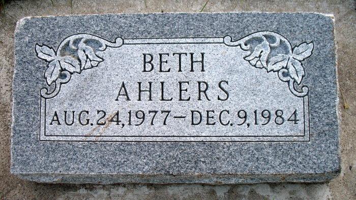 Beth Ahlers