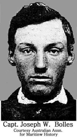Joseph Woodville Bolles