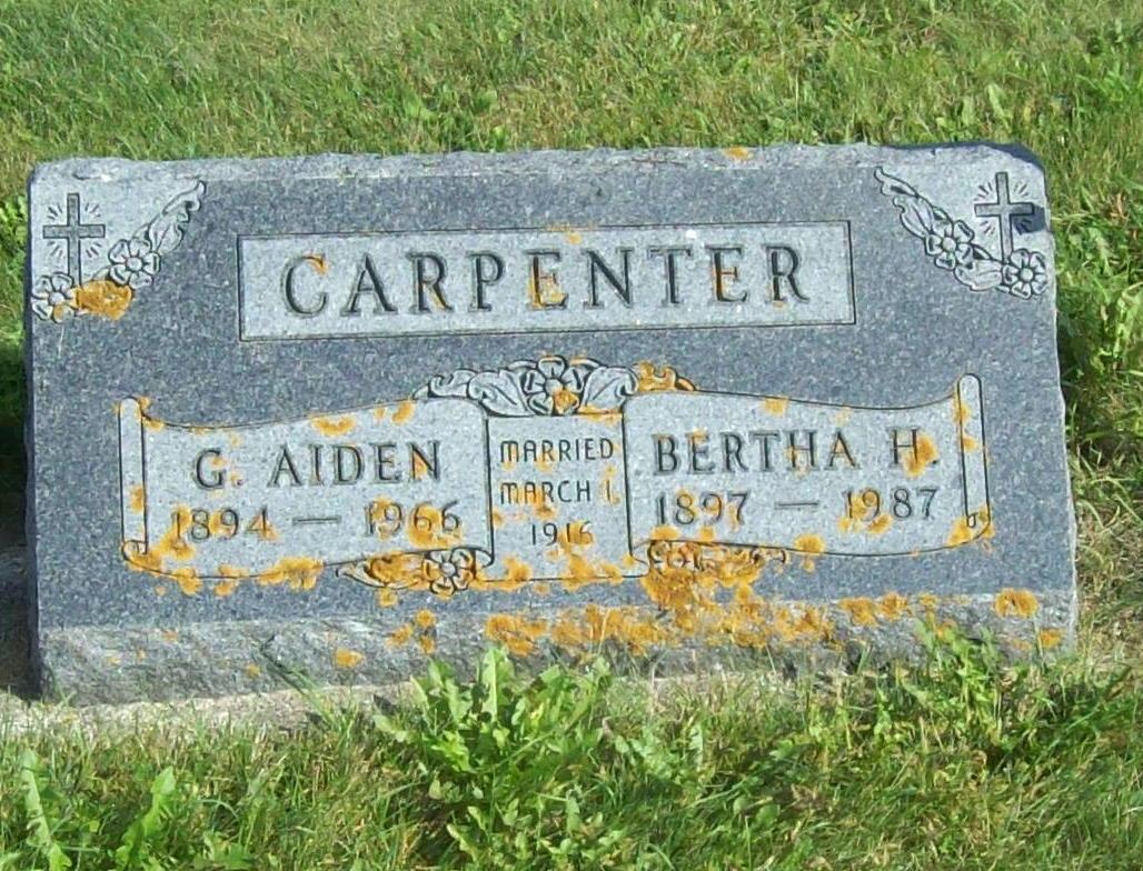 Bertha H. Carpenter