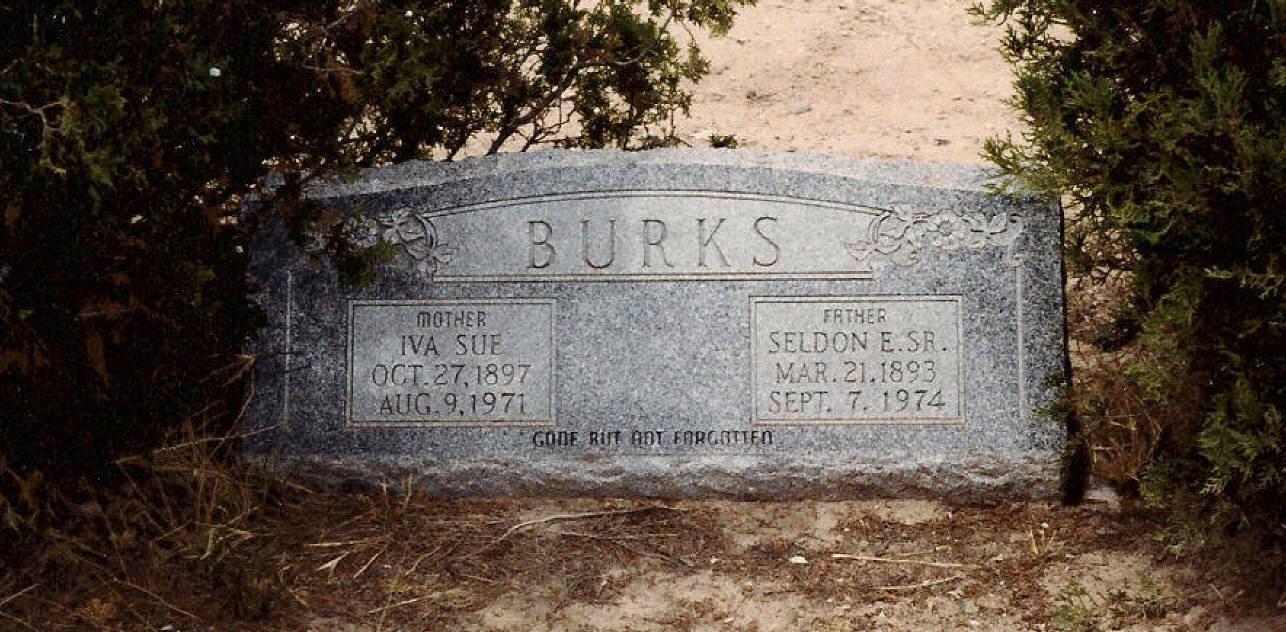 Seldon Edward Burks, Sr