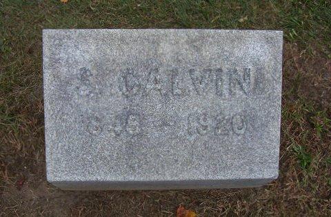 Sylvanius Calvin Hartley