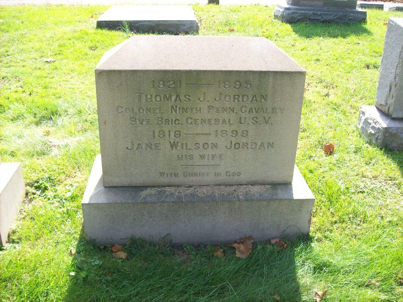 Thomas Jefferson Jordan