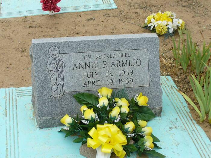 Annie P Armijo