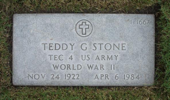 Teddy Gene Stone
