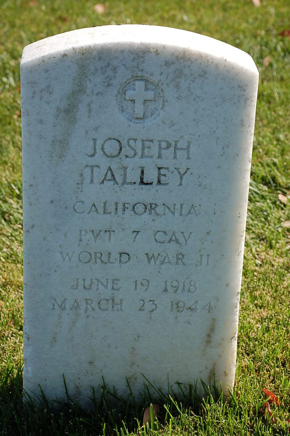 Joseph Talley
