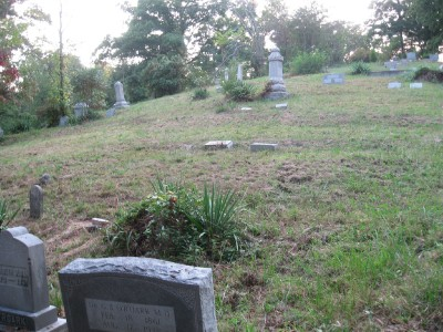 Old Grayson Cemetery
