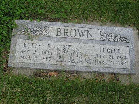 Betty Jean <i>Burton</i> Brown