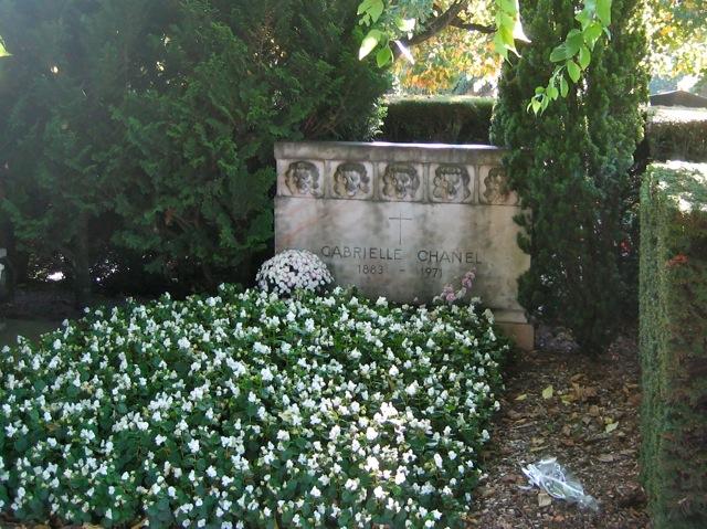 """Connu Gabrielle Bonheur """"Coco"""" Chanel (1883-1971) - Find A Grave Memorial XT47"""