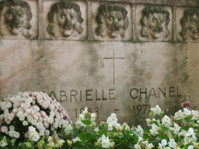"""Favori Gabrielle Bonheur """"Coco"""" Chanel (1883-1971) - Find A Grave Memorial VX19"""
