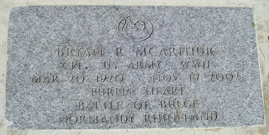 Bryan R. McArthur