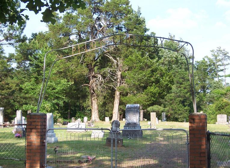 Pilot Prairie Cemetery