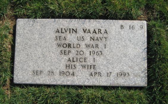 Alvin Vaara