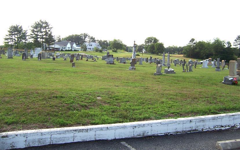 Sandy Plains Baptist Church Cemetery