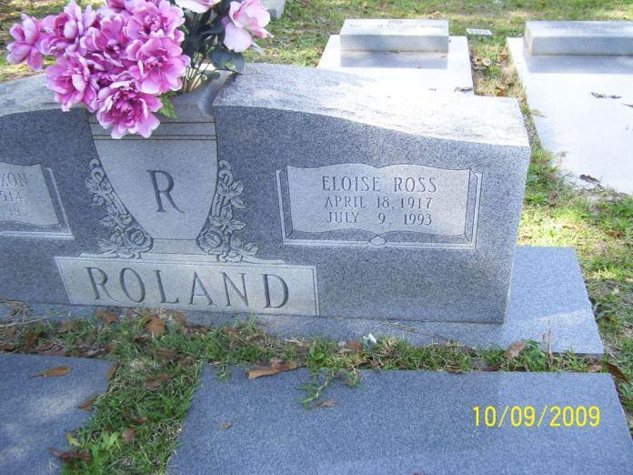 Eloise <i>Ross</i> Roland