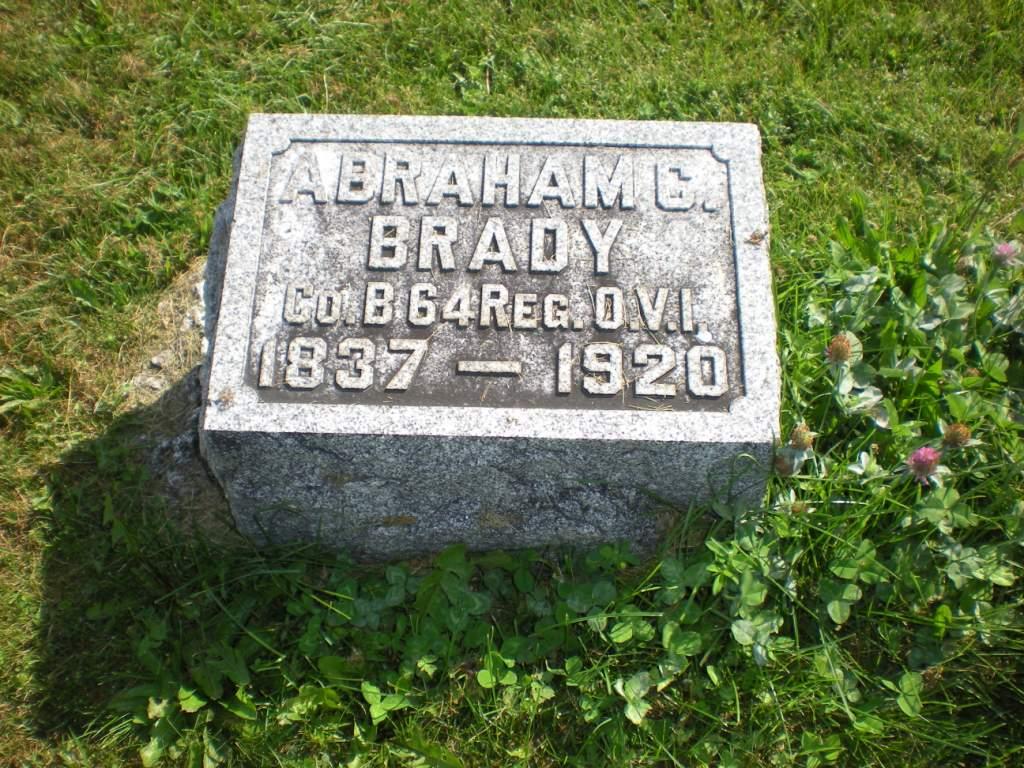 Abraham C Brady