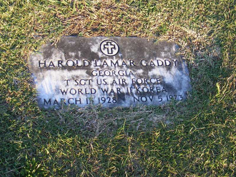 Harold Lamar Gaddy